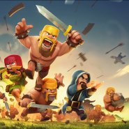 Clash of Clans (Мод: много денег)