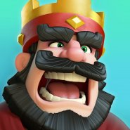 Clash Royale (мод: много кристаллов)